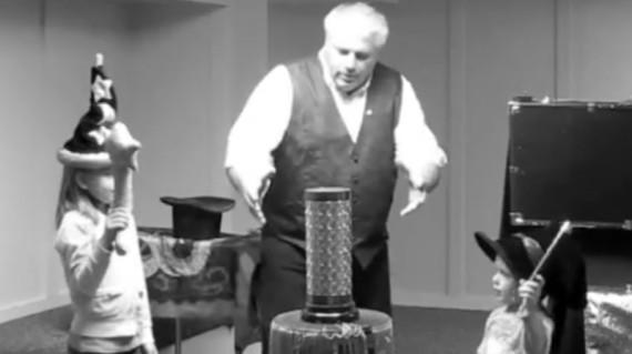 Lance Nielsen Magic Demo Video