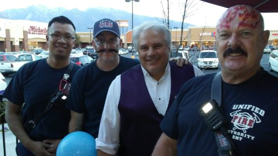 Balloons and Magic at Chic-fil-A Fort Union Sept. 12, 2016